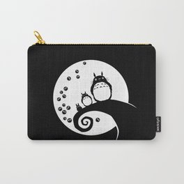 Totoro Before Christmas Carry-All Pouch
