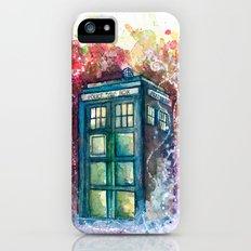 Doctor Who Tardis Slim Case iPhone (5, 5s)