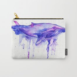 dreamy whale Carry-All Pouch