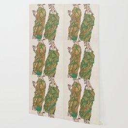 Egon Schiele Devotion Wallpaper