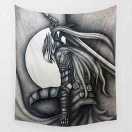 Sir Artorias - Dark Souls Wall Tapestry