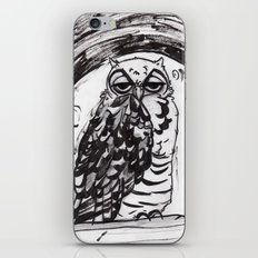 Night Owl v.1 iPhone & iPod Skin