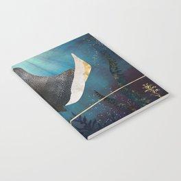 Metallic Stingray Notebook