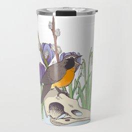 Hello, spring! Travel Mug