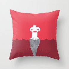 OS.O.S (Bears S.O.S.) Throw Pillow
