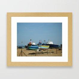 HASTINGS  UK Framed Art Print