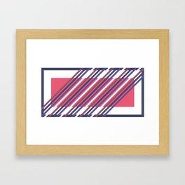 Re-Cadré Framed Art Print