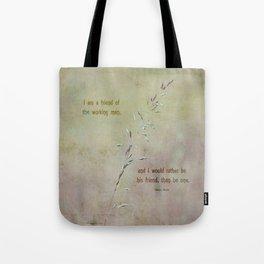 A friend-inspirational Tote Bag