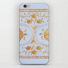 lilac pianissimo iPhone & iPod Skin
