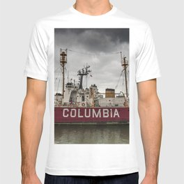 The Lightship Columbia T-shirt