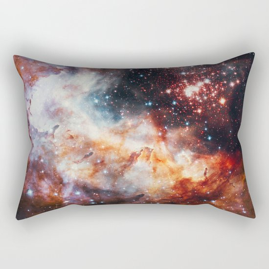 Space Rectangular Pillow