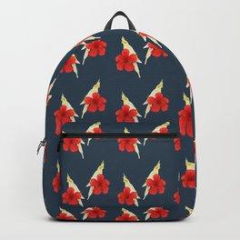 Lutino Cockatiel Backpack