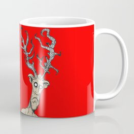 OH DEAR by the Rural Drawer Coffee Mug