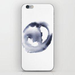 150527 Watercolour Shadows Abstract 81 iPhone Skin
