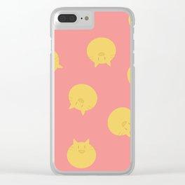 Armin Futon (Shingeki! Kyojin Chuugakkou) Clear iPhone Case