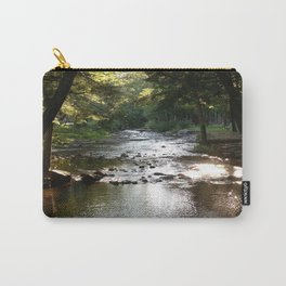 Many Turns River Carry-All Pouch