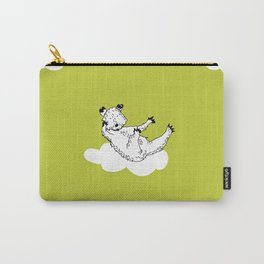Flying Bear by McKenna Sanderson Carry-All Pouch