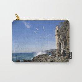 Pirate Tower Laguna Beach Carry-All Pouch