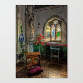 St David's Canvas Print