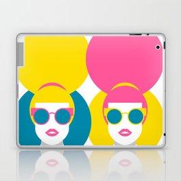 Glam Girls Laptop & iPad Skin