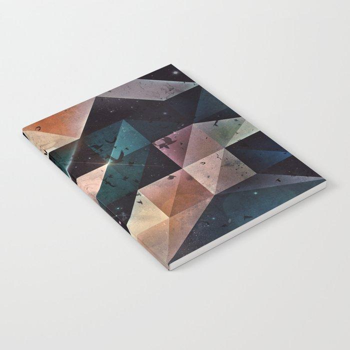 spyce chynnyl Notebook
