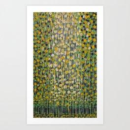 Jovial Art Print
