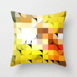 Tessal8td Throw Pillow