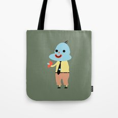 Marty (Alt) Tote Bag