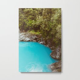 Hokitika Gorge Metal Print