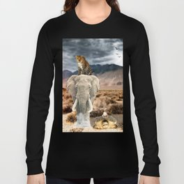 Who's the King ? by GEN Z Long Sleeve T-shirt