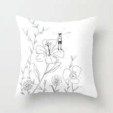 5'9'' Throw Pillow
