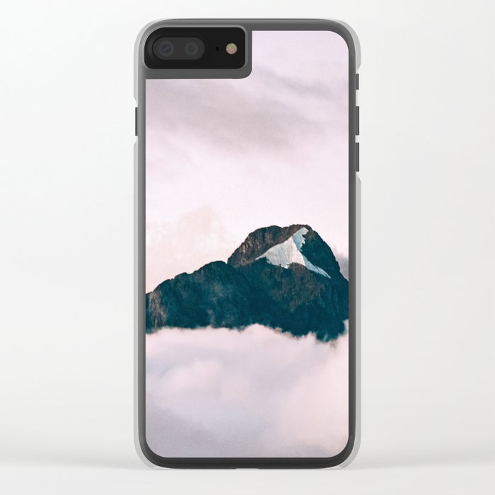 Inca Trail, Peru Clear iPhone Case
