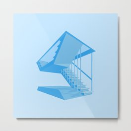 St. John's Stairs Metal Print