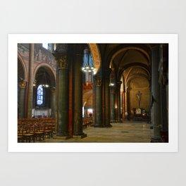 Saint Germain des Pres - Paris Art Print