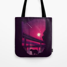 Over Passed Tote Bag