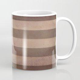 Mars Stripes Coffee Mug