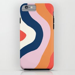 moab, canyon stripes iPhone Case