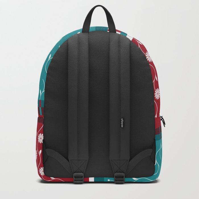Winterflower Backpack