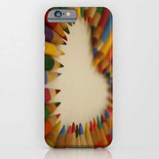 you color my world  iPhone & iPod Case