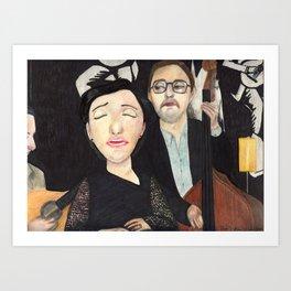Fado Art Print