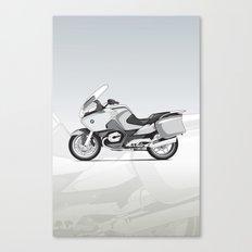 RT-1200 (Dad's Ride) Canvas Print