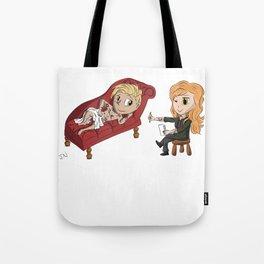 Chibi Clace Tote Bag