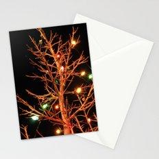 Holiday Lights Stationery Cards
