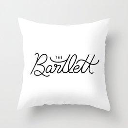 The Bartlett Throw Pillow