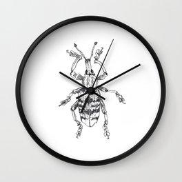 Weevil Wall Clock