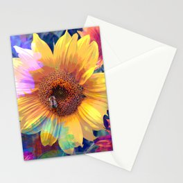Summer's Sweetest Sunflowers Stationery Cards