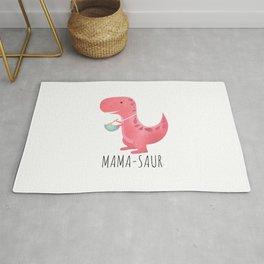 Mama-saur Rug