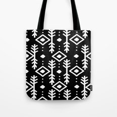 BLACK NORDIC Tote Bag