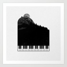 Sound of Nature Art Print