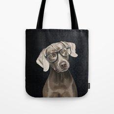 Mr Weimaraner Tote Bag